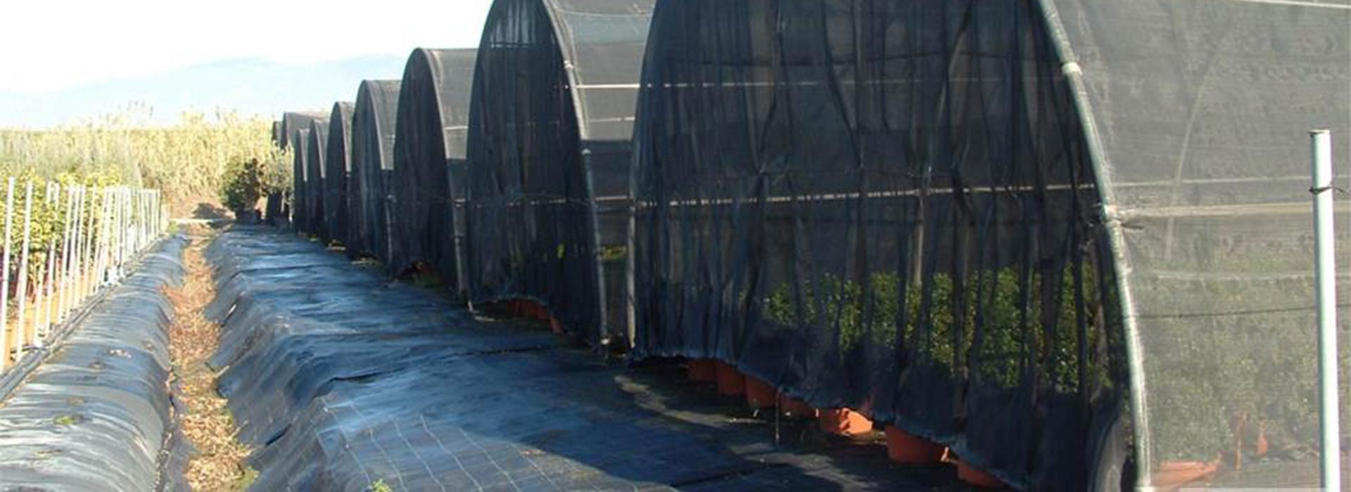 SHADE, WINDBREAK AND SCREENING NETS