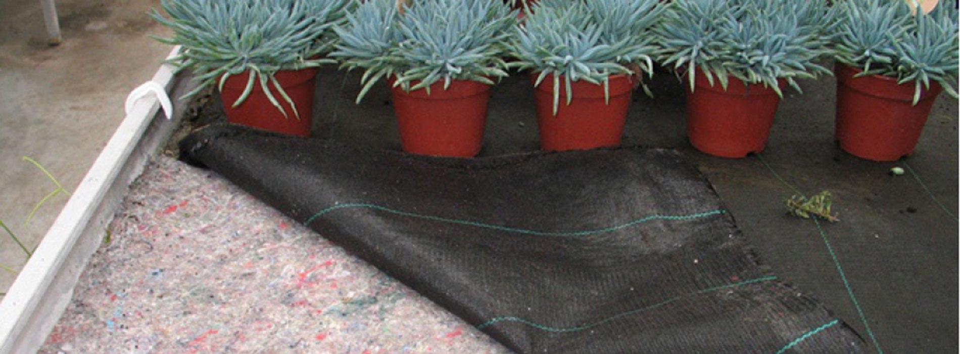 tappeti per sub-irrigazione