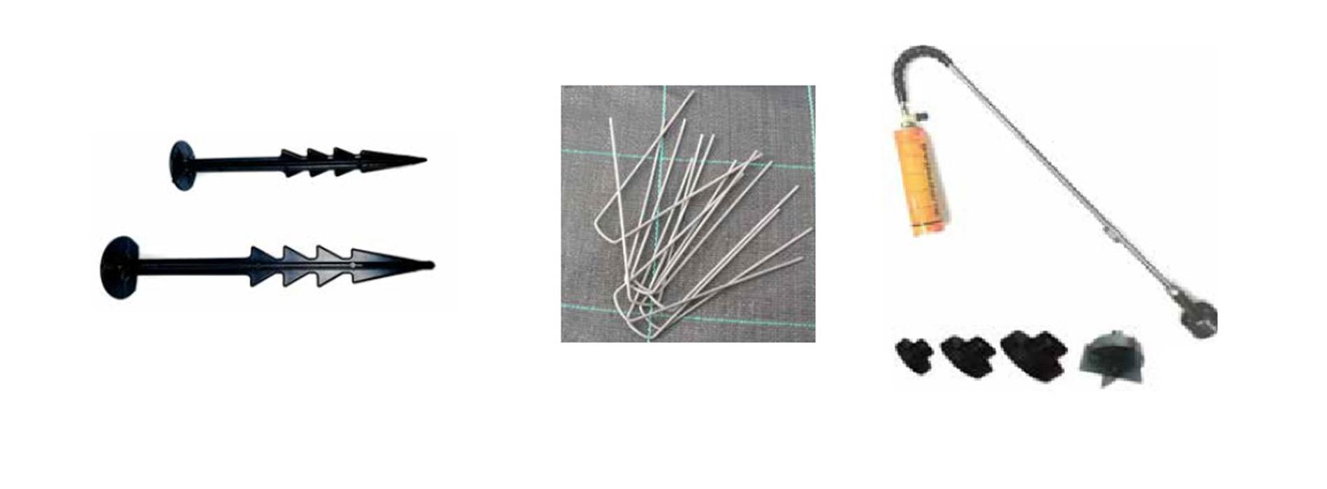 accessori per pacciamatura
