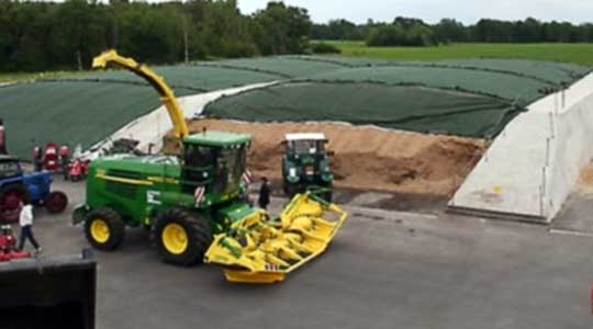 Silage protection
