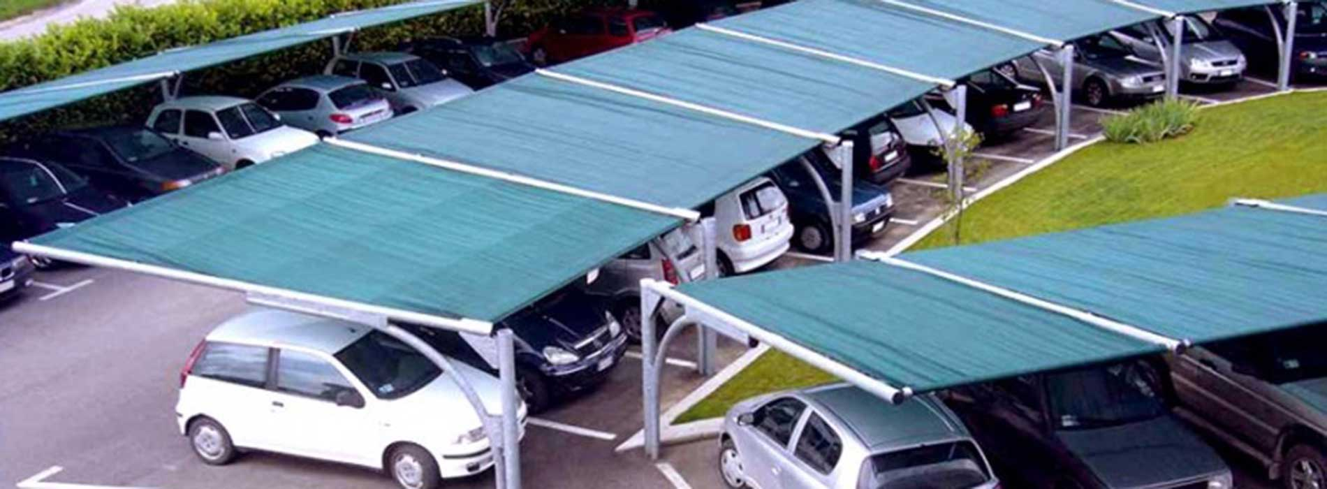 SHADE NETS FOR CAR PARKING