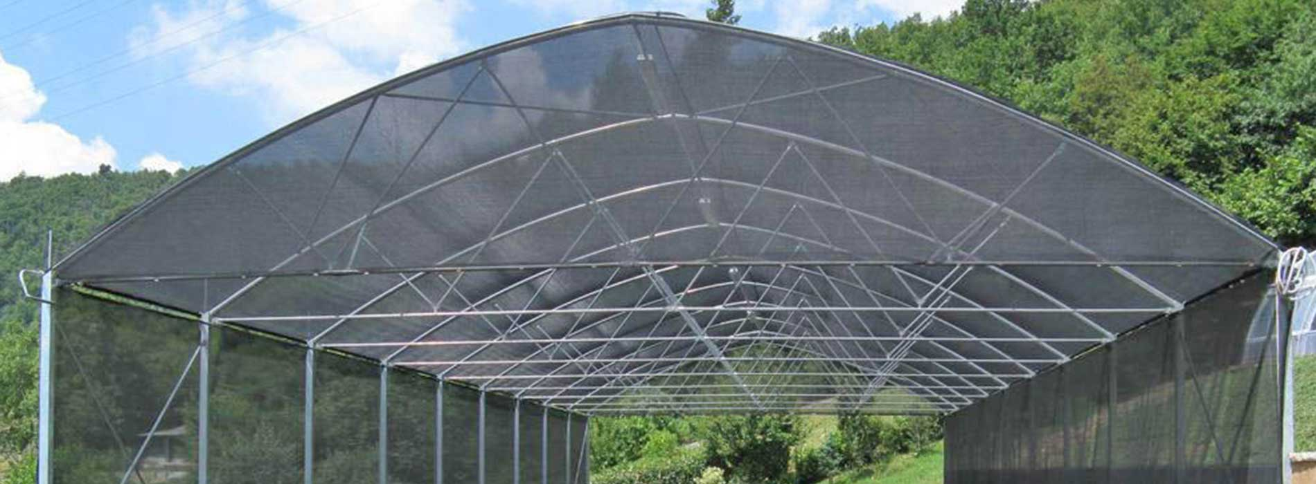 SHADE NETS FOR GREENHOUSES
